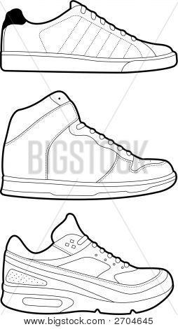Retro_Nike_Trainers_01.Eps