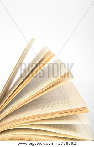 Fragment Of Opening Book
