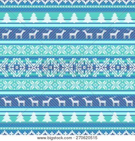 Traditional Christmas Pattern