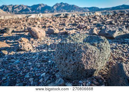 Death Valley National Park Scenes In California