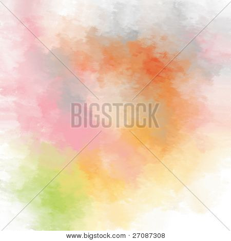 Abstract painted background 2
