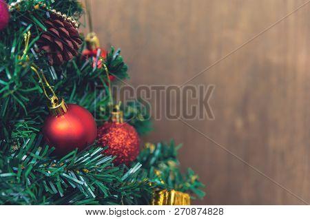 Christmas Decoration Image Photo Free Trial Bigstock