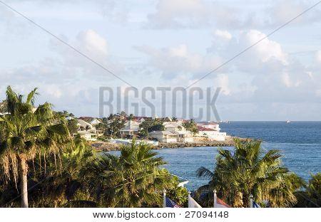 Hotel Villad Development St. Maarten St. Martin Caribbean Island