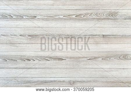 Washed Gray Wood Background Texture, Old Grey Wooden Abstract Textured Backdrop