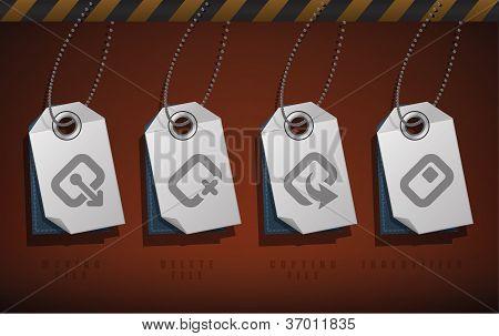 Computer Labels