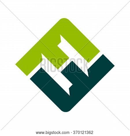 F. F Monogram Logo. F Letter Logo Design Vector Illustration Template. F Logo Vector. Creative Lette