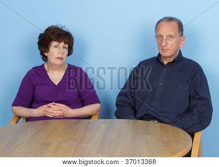 Waiting Couple