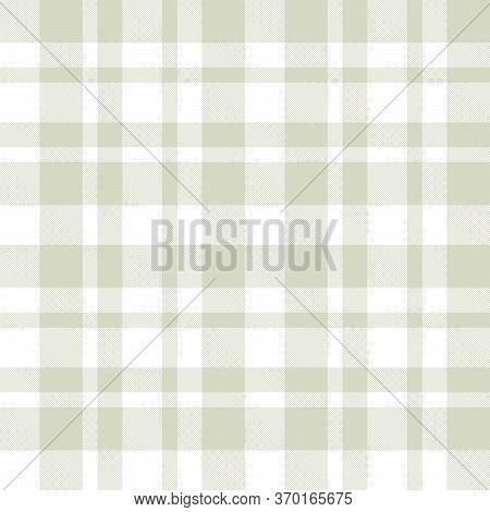 Brown Plaid Tartan Seamless Pattern