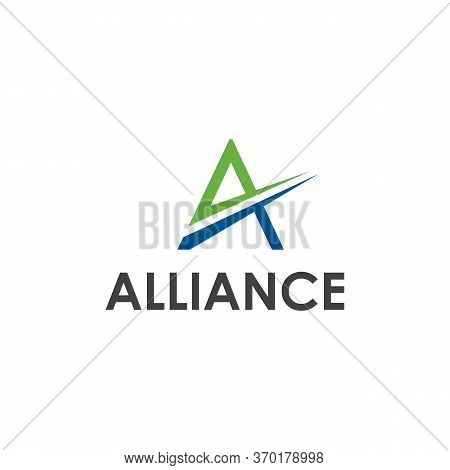 Alliance Logo Vector Templates And Design Simple