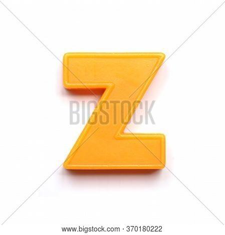 Magnetic Lowercase Letter Z