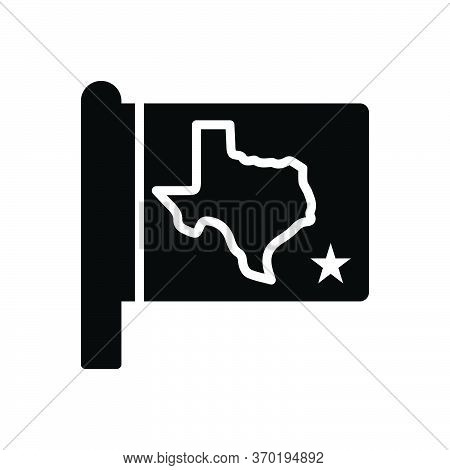 Black Solid Icon For State Kingdom Dominion Realm Country
