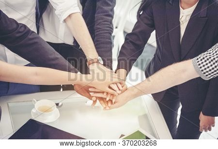 Social Work Corporate Company Concept Appreciation Team Trustworthy Honor Business Valuable For Resp