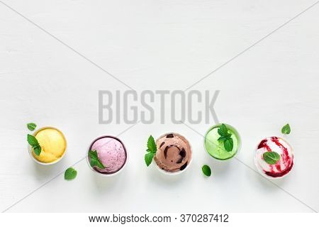Ice Cream Assortment