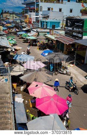 Duong Dong Morning Market Phu Quoc