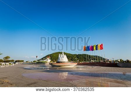 Tropical Landscape Of Ha Tien