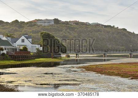 Groot Brakrivier Coastal Village Estuary, Mossel Bay, South Africa