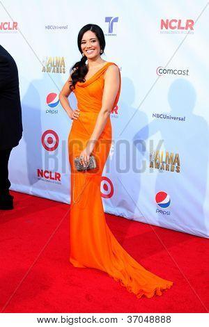 LOS ANGELES - SEP 16:  Edy Ganem arrives at the 2012 ALMA Awards at Pasadena Civic Auditorium on September 16, 2012 in Pasadena, CA