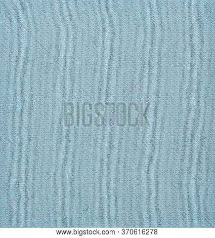 Blue Fabric Sample