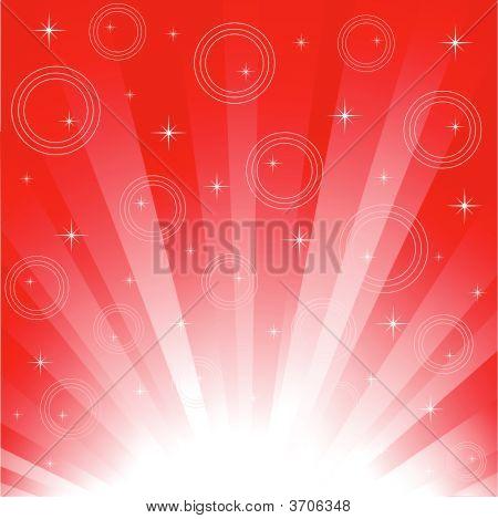 Starburstcirclesred