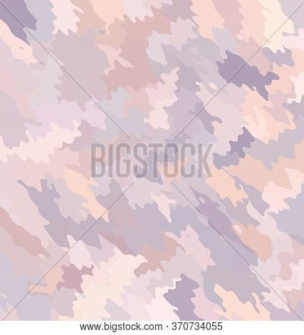 Colored Background Image Abstract Ornament Pink And Gray Blobs