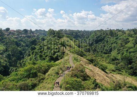 Camphuan Ridge Walk In Ubud Bali Indonesia