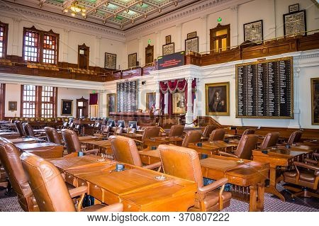The Center Of Administration In Austin, Texas