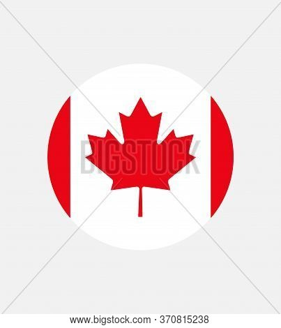 Official Canada Vector Flag With Accurate Proportions And Colors. Canada Flag, Official Colors And P