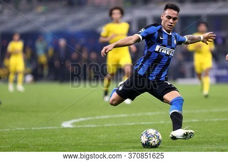 Milano, Italy. 23th October 2019. Uefa Champions League . Fc Internazionale Vs Borussia 09 Dortmund.