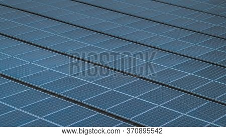 Solar Cell Infinity Energy From Sunlight Alternative Power Solutions. Abstract Power Save Green Ener