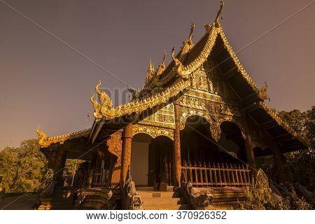Thailand Chiang Saen Uposatha Hall