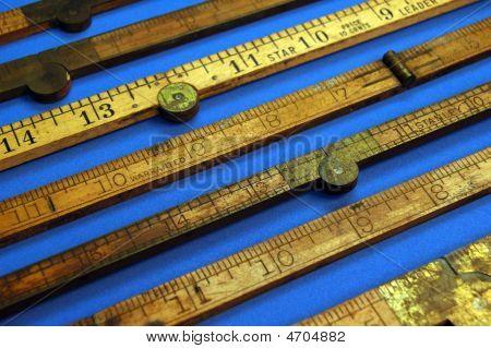 Anitque Rulers