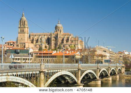 View Of Salamanca
