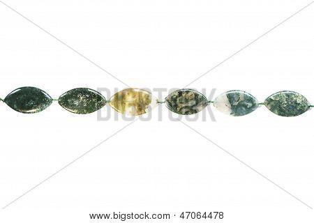 Nephrite Bead