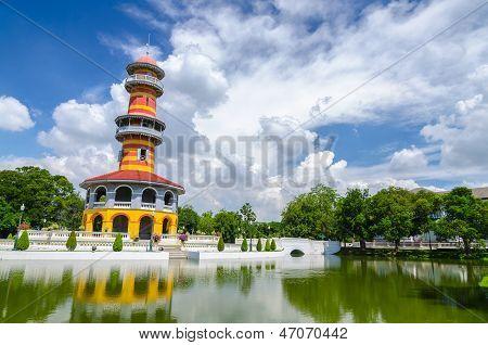 Withun Thasasa Tower (ho), Ayuthaya, Thailand