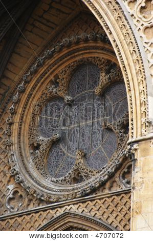 Lincoln Cathedral Window