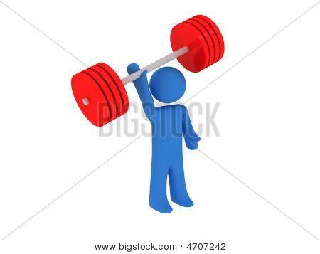 Weight-lifting