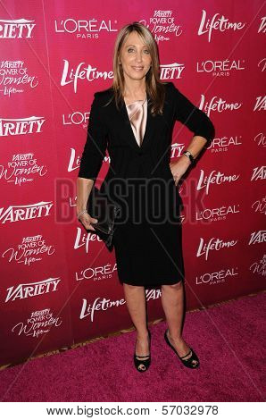Stacey Snide at 3rd Annual Variety's Power Of Women Event Presented By Lifetime, Four Seasons Hotel, Beverly Hills, CA 09-23-11