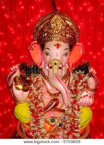 schöne Ganesha idol
