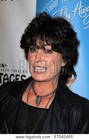 Tina Sinatra at the