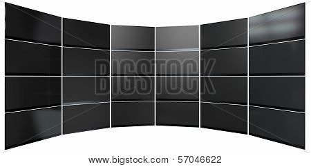 Lcd Curved Screen Collection