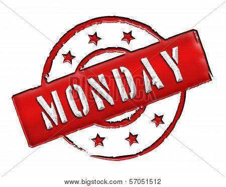 Stamp - Monday