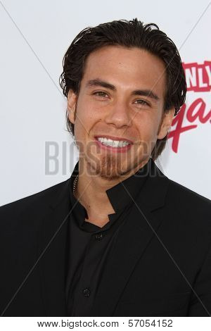 Apolo Ohno at the 2011 Billboard Music Awards Arrivals, MGM Grand Garden Arena, Las Vegas, NV 05-22-11
