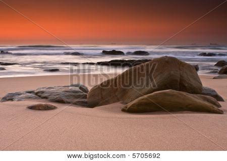 Sinrise Rocks