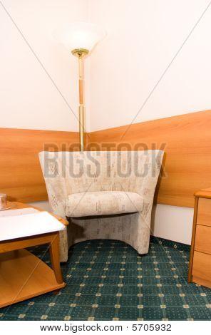 Closeup Of A Room