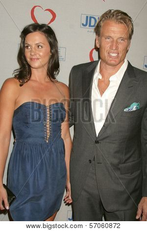 Dolph Lundgren at the Juvenile Diabetes Research Foundation's 8th Annual Gala, Beverly Hilton Hotel, Beverly Hills, CA. 05-05-11