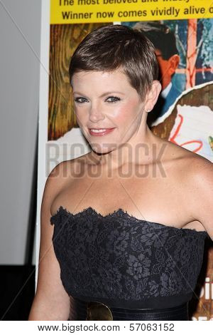 Natalie Maines at the First-Day-of-Issue Ceremony for the Gregory Peck Forever Stamp, Academy of Motion Pictures Arts and Sciences, Beverly Hills, CA. 04-28-11