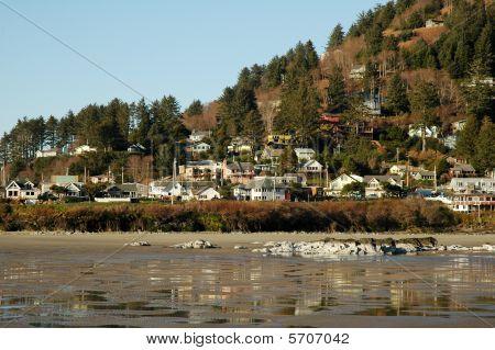 Oregon Küstendorf