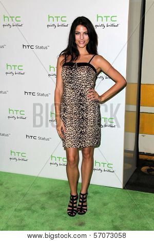 Julia Voth at the HTC Status Social, Paramount Studios, Hollywood, CA. 07-19-11