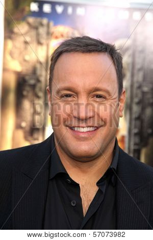 Kevin James at the