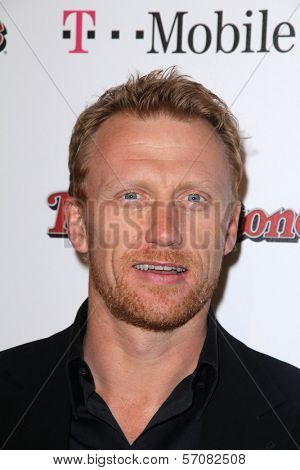 Kevin McKidd at the Rolling Stone Awards Weekend Party, Drai's, Hollywood, CA. 02-26-11